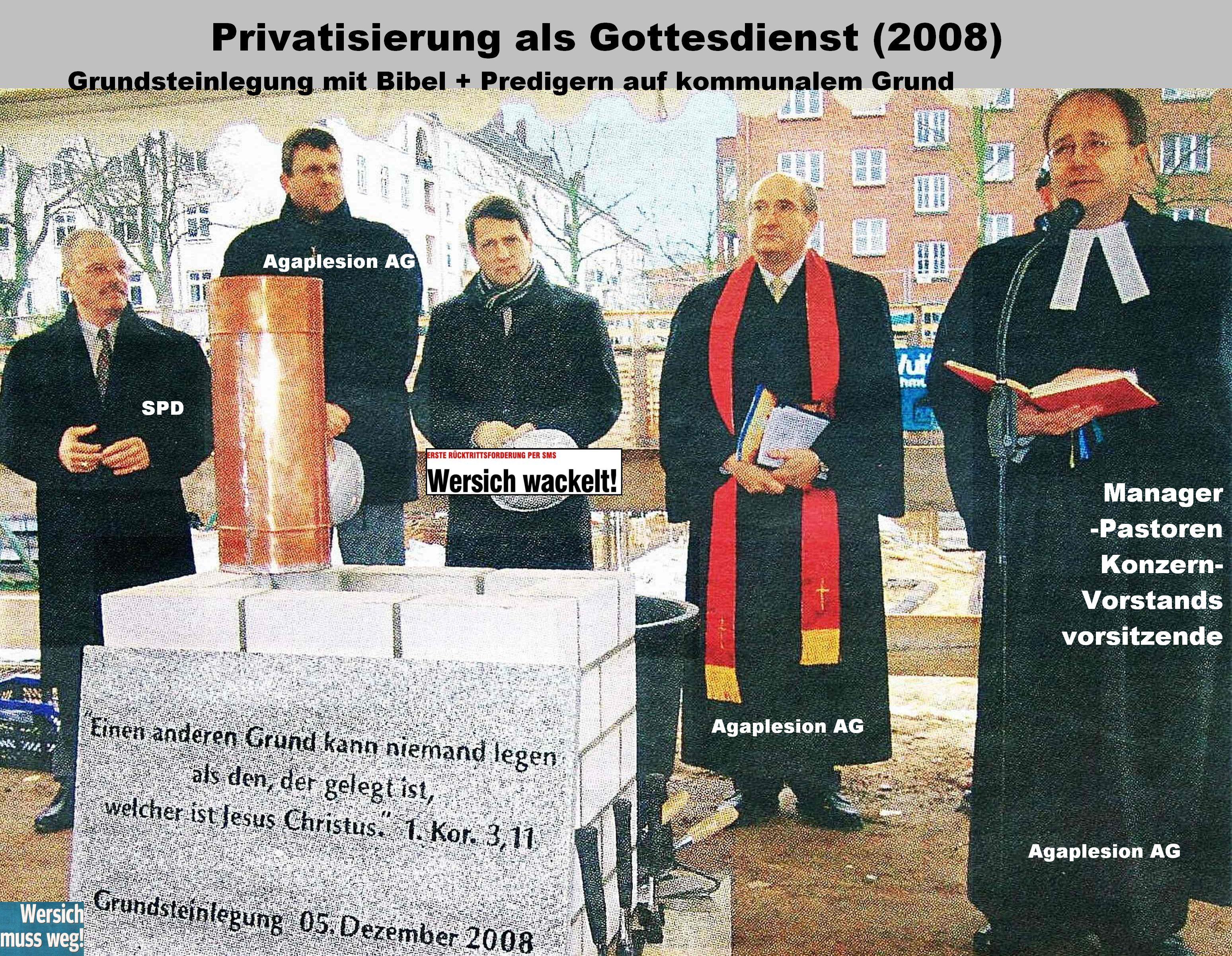 Privatisierung als Gottesdienst